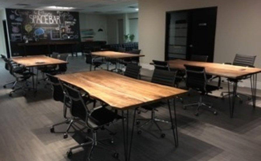 Nightimer - Shared Desks