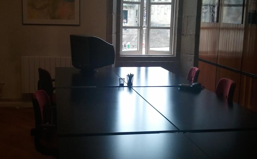 Puesto Coworking - Sala Noble