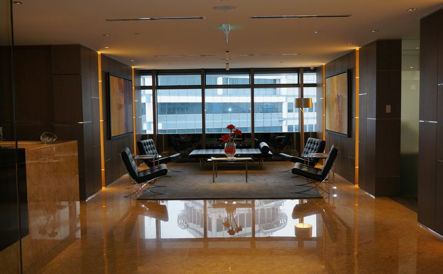 CEO SUITE Singapore Land Tower
