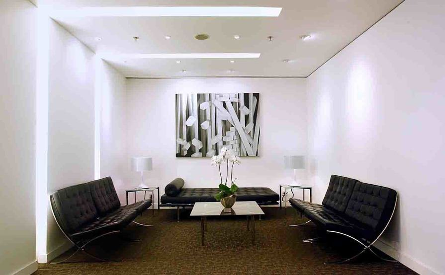Executive Space in Indonesia Stock exchange.