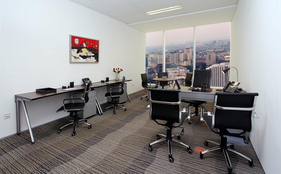 Executive Office Space, Sahid Sudirman