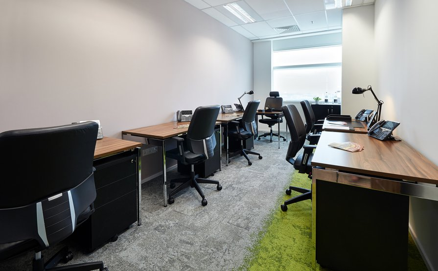 Executive Office Space, KL Sentral