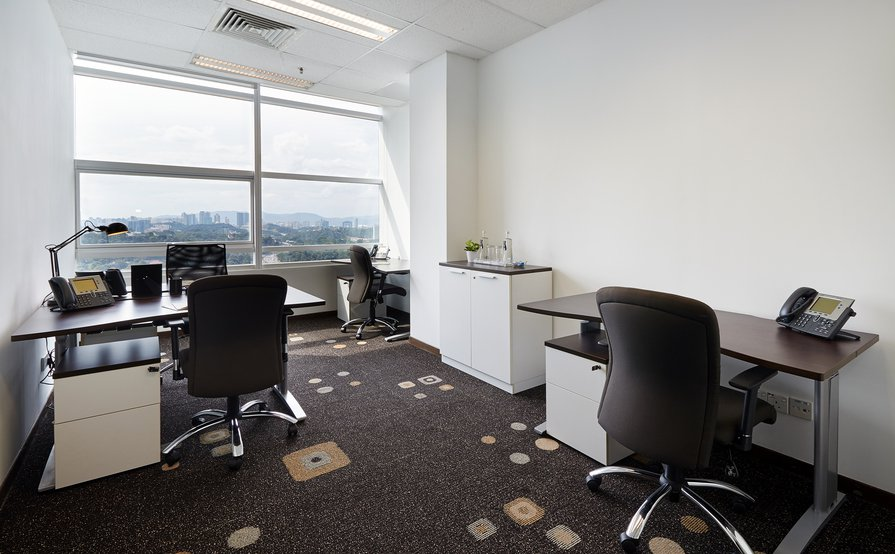 Executive Office Space,