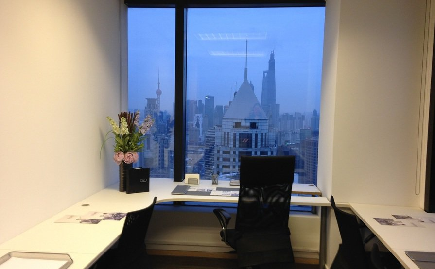 Executive Office Space, Puxi Shanghai
