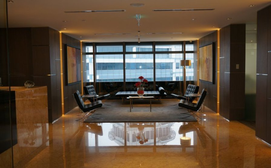 Executive Office Space Singapore