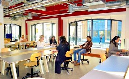 V22 Shoreditch Coworking and Deskspace