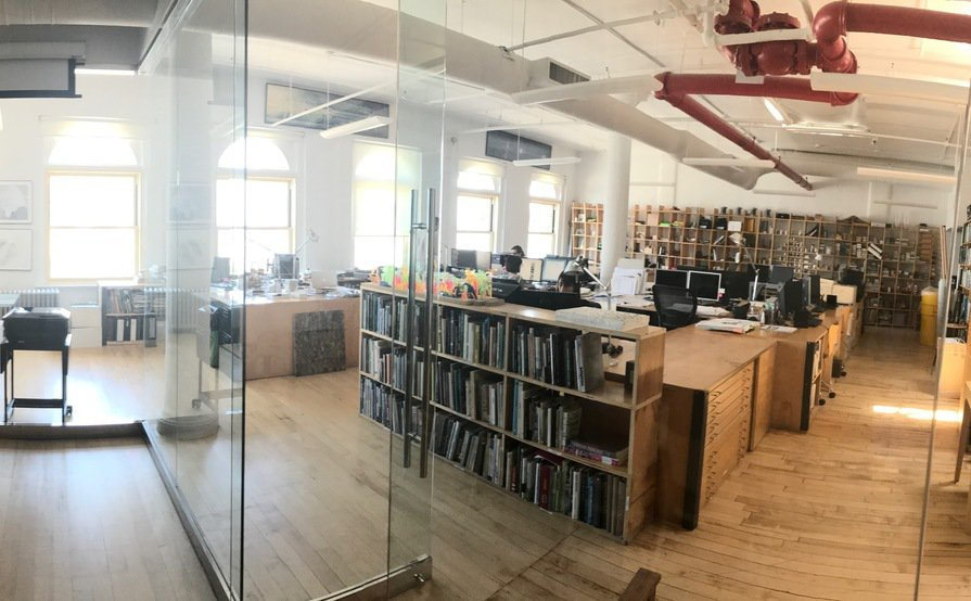 Dedicated Desks Available In Light Filled Soho Design Studio