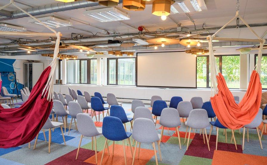 Co-creation Hall
