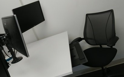 Quad Desk Monthly Rentals
