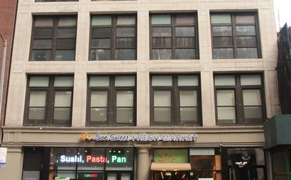 Team Office for 5 at 838 Sixth Avenue