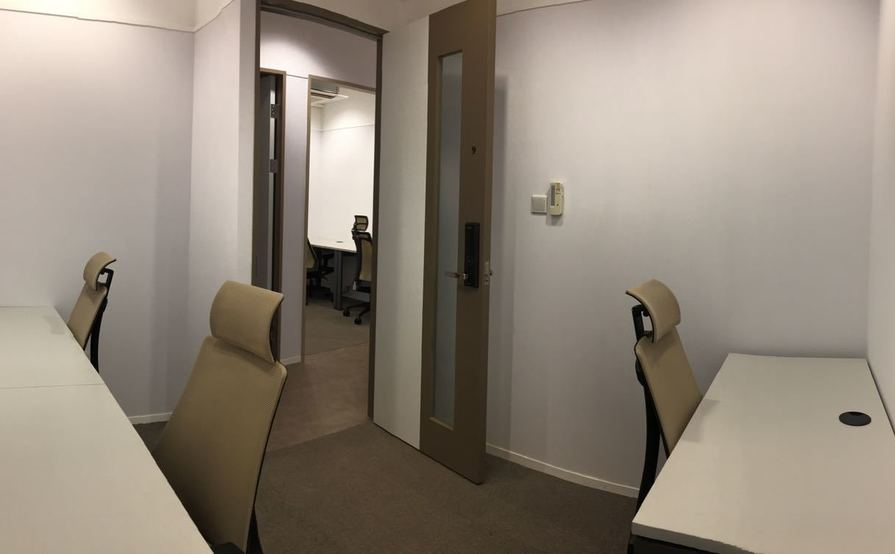 2-3 Person Private Serviced Office