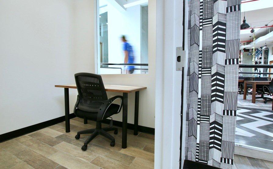 1 Person Private Office