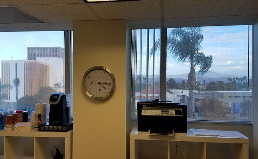 Executive office mountain view