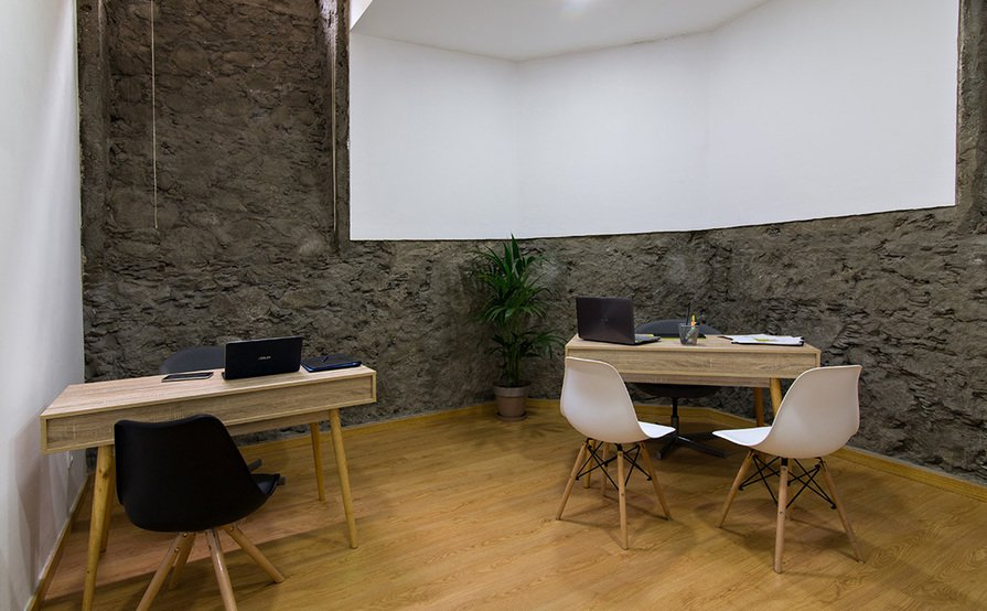 Hashtag WorkSpace - Meeting Rooms