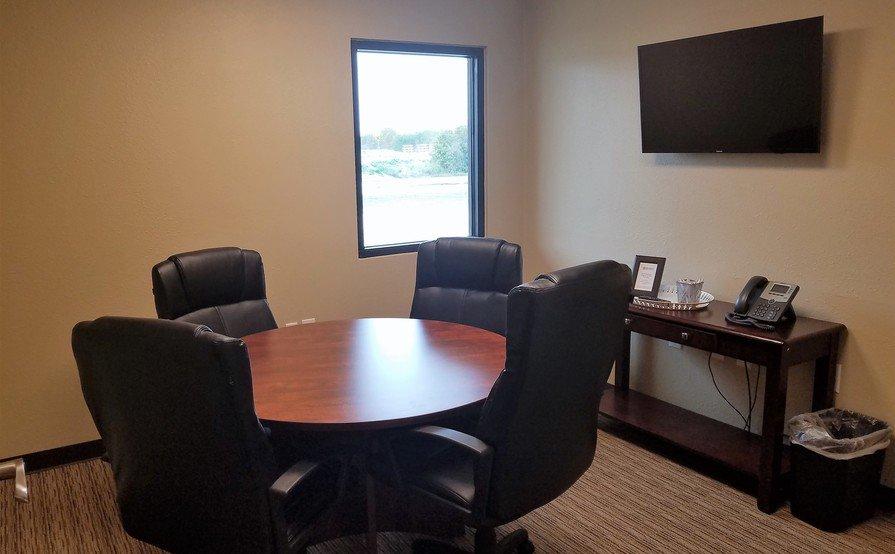 Heritage Office Suites - Georgetown - Mesquite Meeting Room