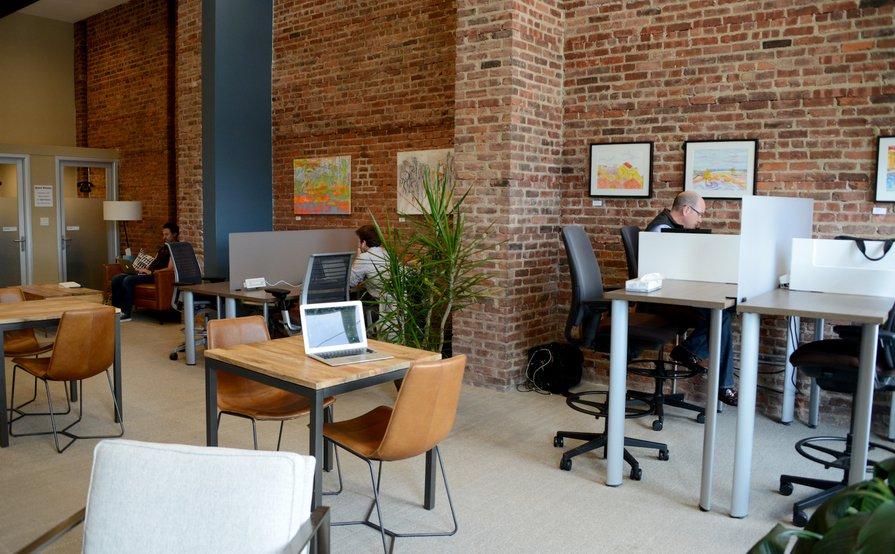 Mobility PLUS Coworking Membership