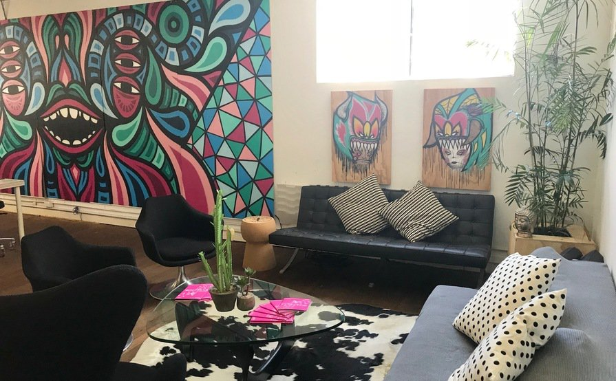 Warehouse Shared Creative Office Space - $350 PW