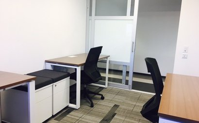 Window Office for up to 3