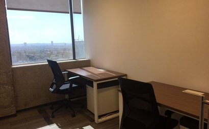 Window Office for up to 2