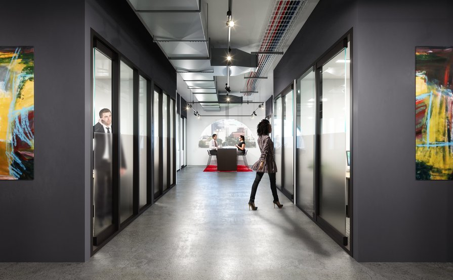 Office for 2-3 People