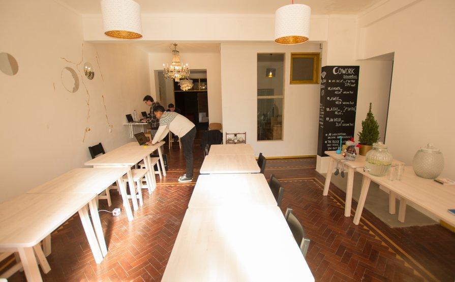 Co-work café
