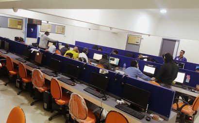 Office on rent for Rs3,499/ Call center seats for Rs3,499