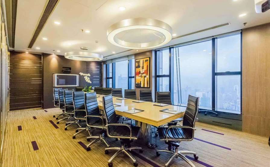 CEO SUITE Bank of Shanghai
