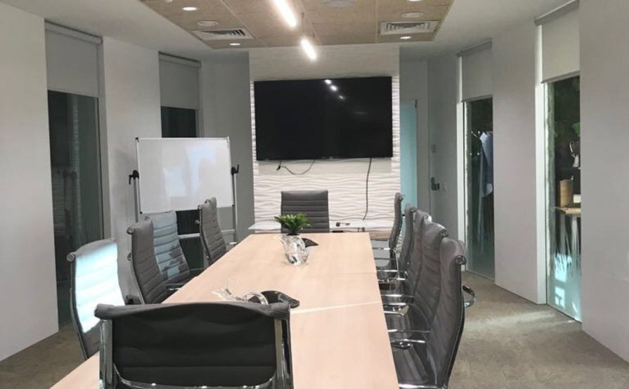 Our Space Marbella Meeting Room 2
