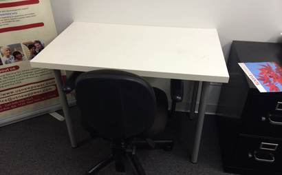 Great desks available in the heart of Manhattan
