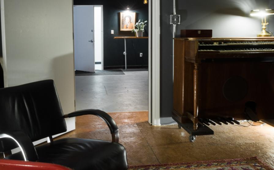 Audio Recording / Mixing Room