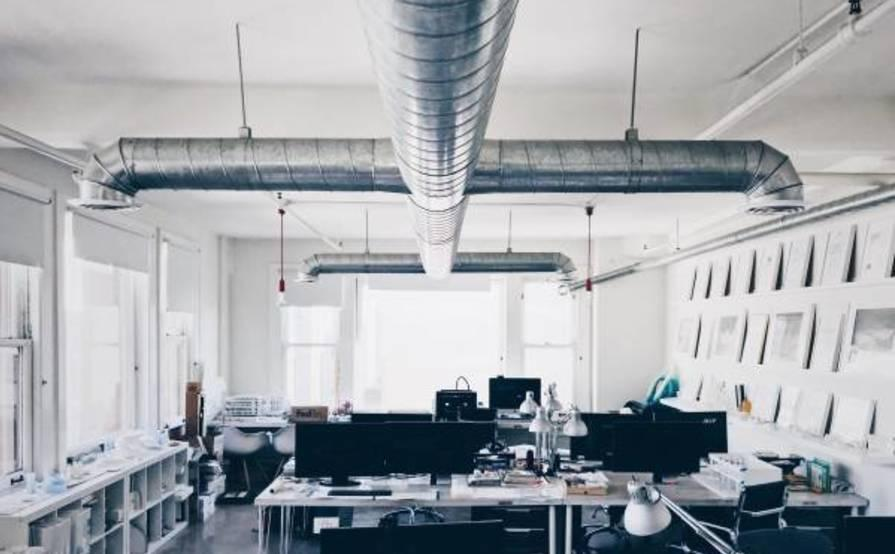 Desk share available in DTLA creative office space