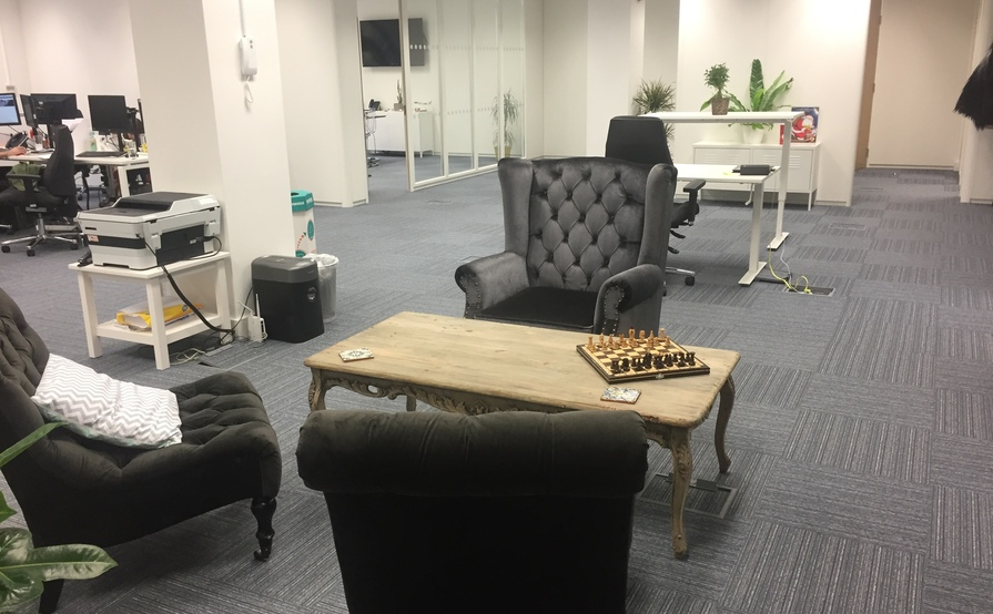Hot desk(s) for rent in creative office in Central Bristol