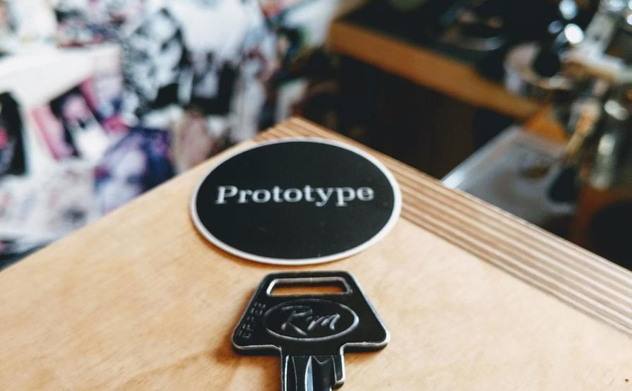 Prototype - Creative Co-working Space & Community
