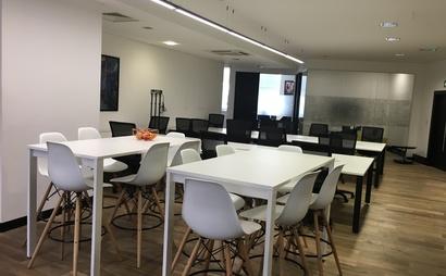 Workspacedaily desk space rental in london 100 workspaces Desks