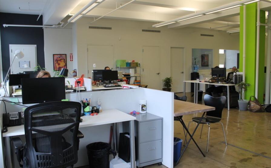 ColorofChange Desk!