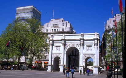 Marble Arch - Central London