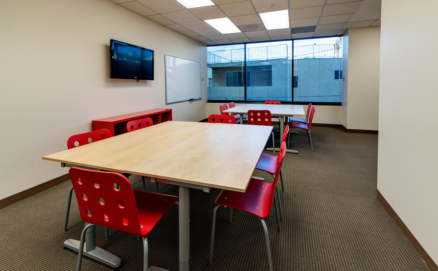 Conference, Meeting, or Collaboration Room