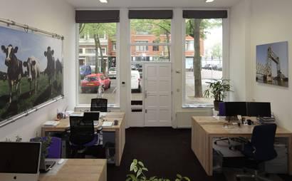 Workspot Rotterdam @ Van der Takstraat