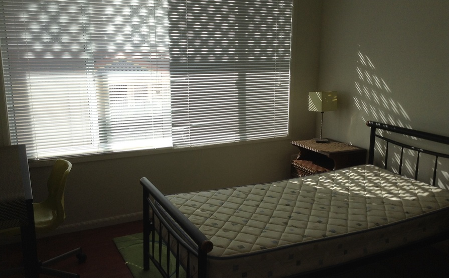 Spare upstairs bedroom space in Robina