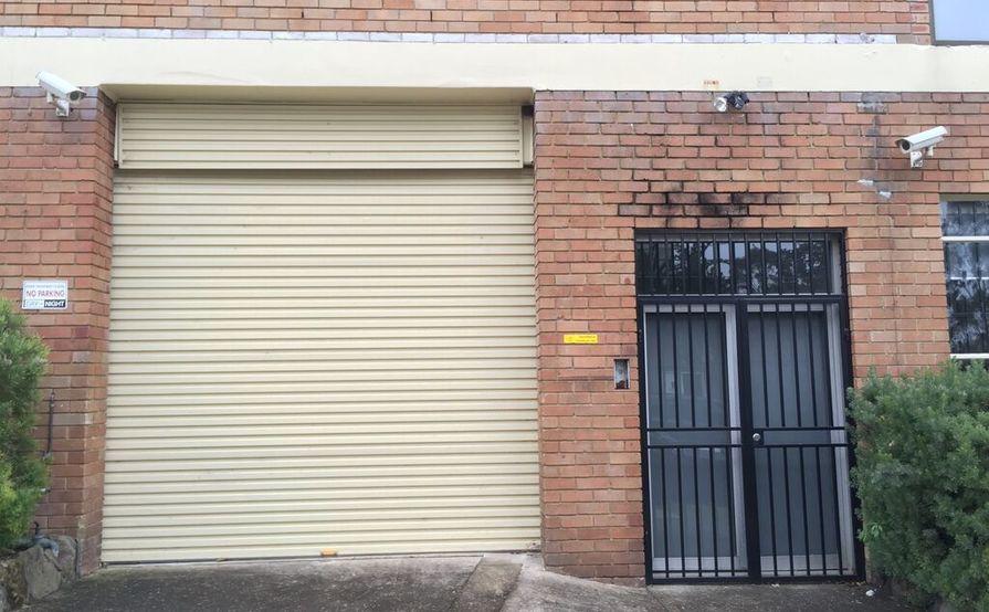 Chiswick - 5.3sqm secure storage room #4
