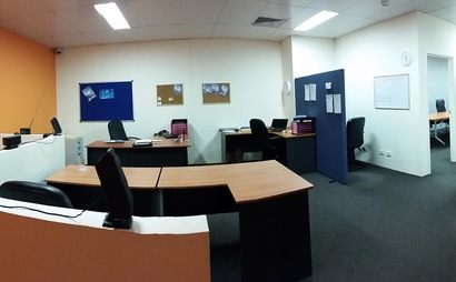 Large open office space in Landsdale