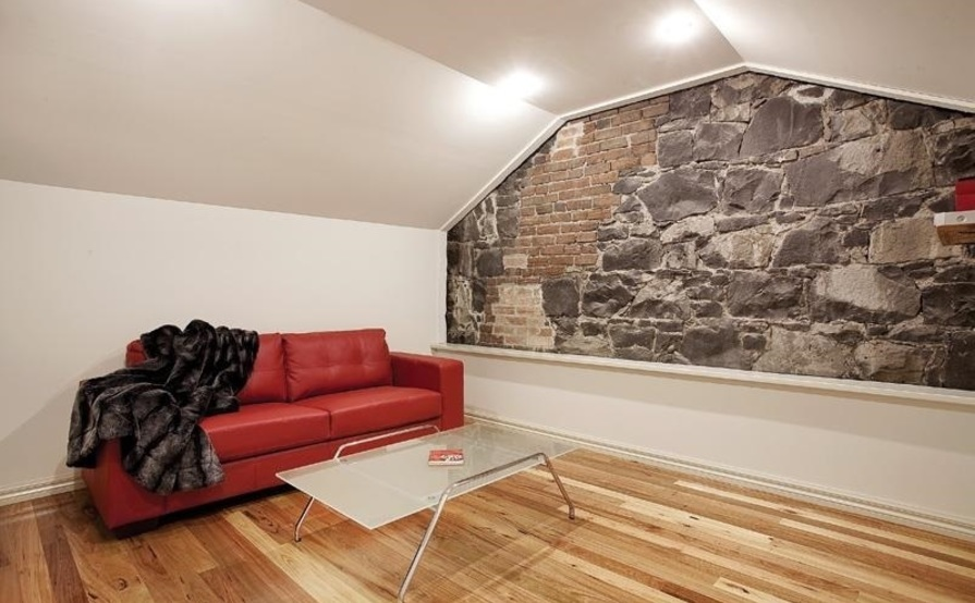 Attic Space in North Melbourne - great for storage
