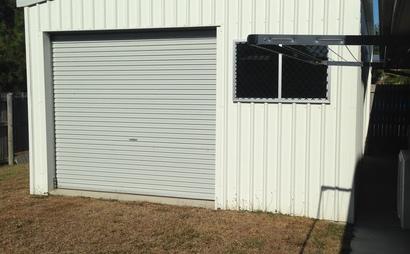 Single garage in Andergrove quiet area