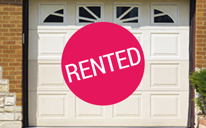 Single Garage in Lindfield - Perfect for Car, Boat, Caravan or Household Item Storage