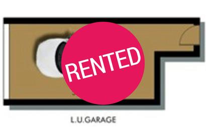Large single garage in Bondi