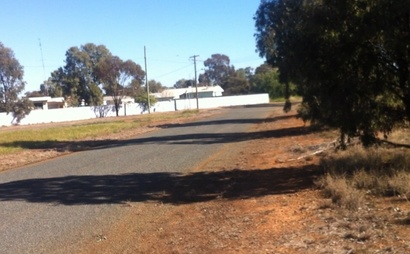 Wide, flat-grassed space perfect for Caravan in Ungarie near West Wyalong #2