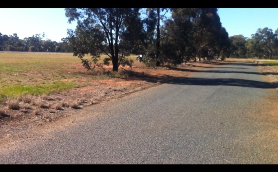 Wide, flat-grassed space perfect for Boat in Ungarie near West Wyalong #4