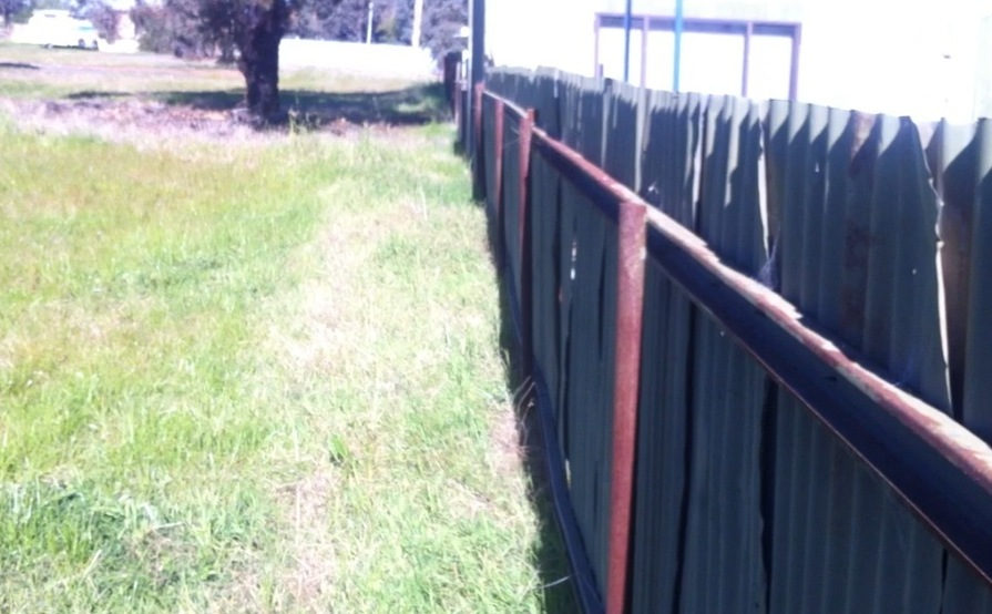 Wide, flat-grassed space perfect for Trailer in Ungarie near West Wyalong #7