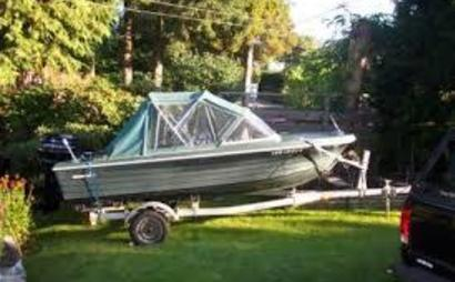 Wilton/Picton Area - Boat storage in yard - Affordable & Easy Access! #2
