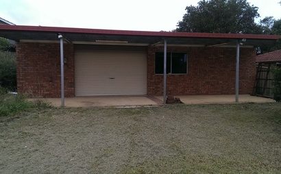 Blairmount - Multi-purpose Shed Available for Rent